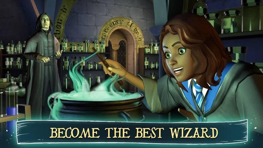 Hogwarts Mystery será lançado neste mês para Android e iOS — Harry Potter