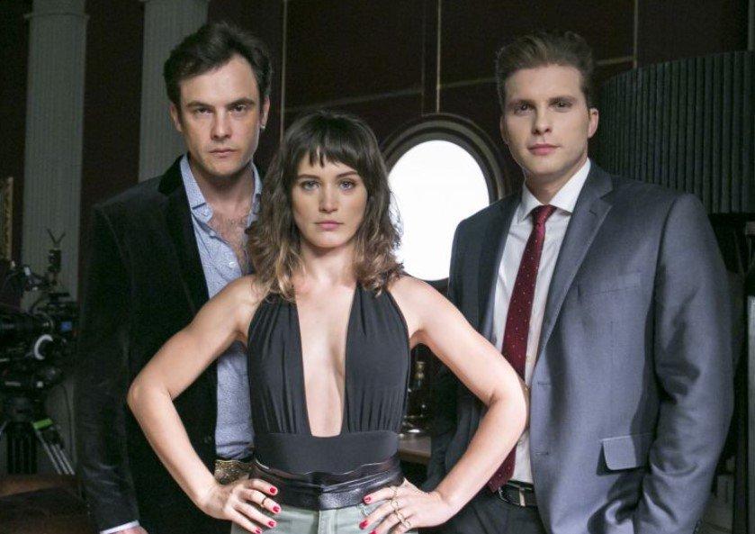 Clara, Patrick e Gael