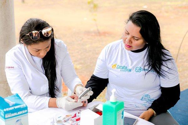Brasília (DF), 30/07/2017 9ª edição do Circuito Saúde, pro