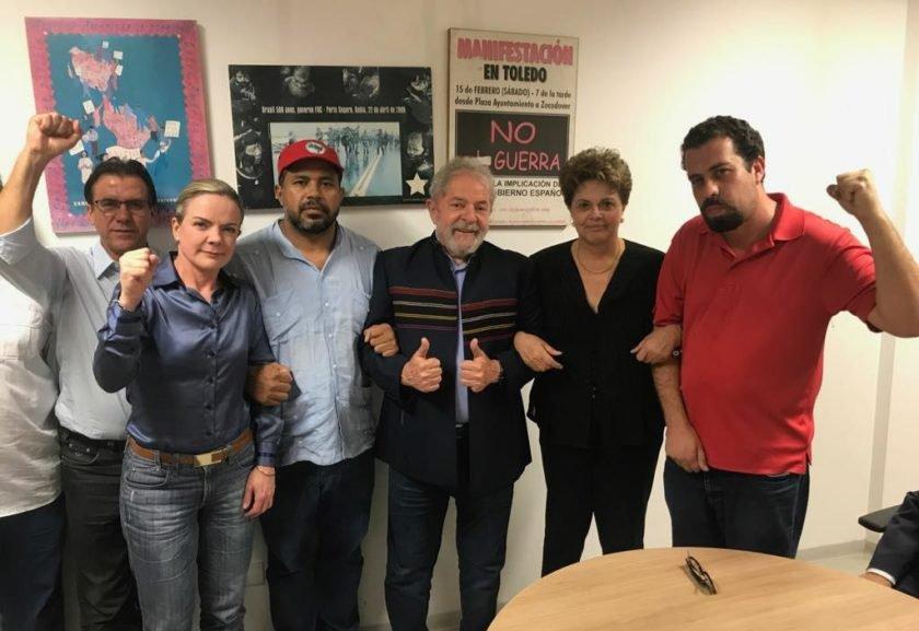 Instituto Lula/Reprodução