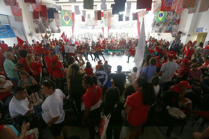 Lula: Prisão é 'sonho de consumo' de Moro