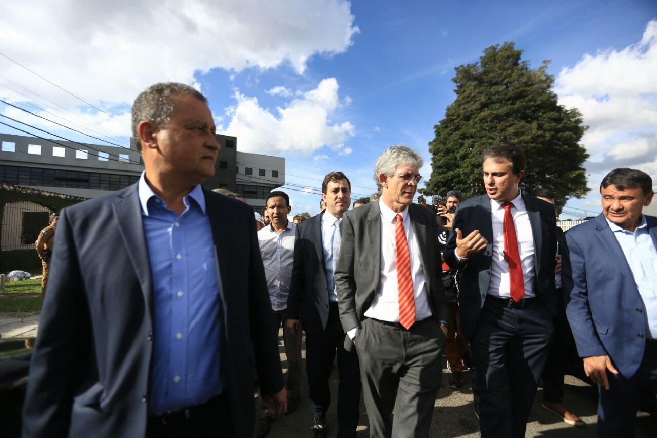 visita governadores Lula