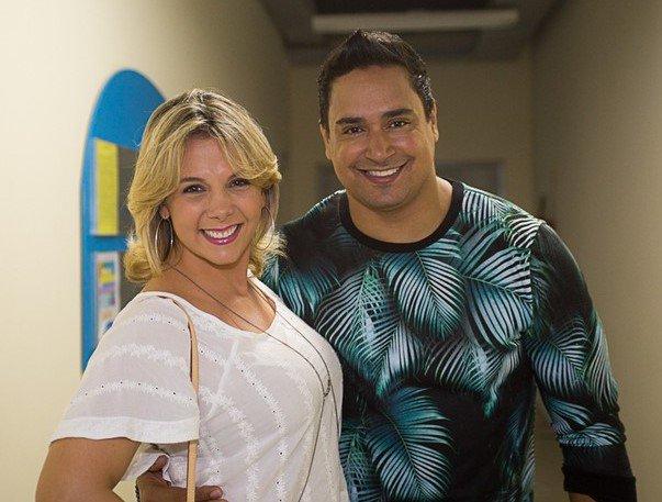 Carla Perez e Xanddy