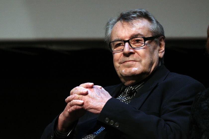 Morreu Milos Forman, realizador de