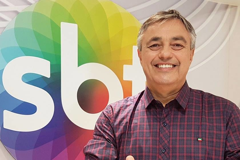 Morre Ricardo Vidarte, jornalista esportivo do SBT RS