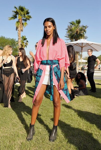 Rihanna and PUMA Gear up for Summer