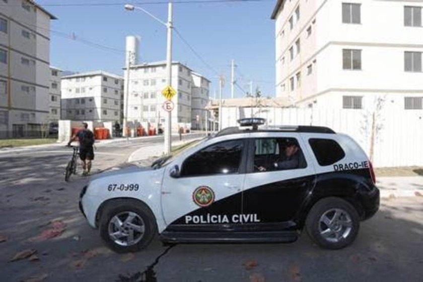 Polícia Civil faz operação de combate à milícia na Baixada Fluminense