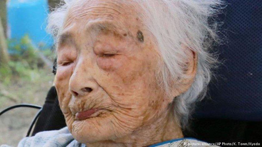 Japão Mulher mais velha do mundo morreu aos 117 anos