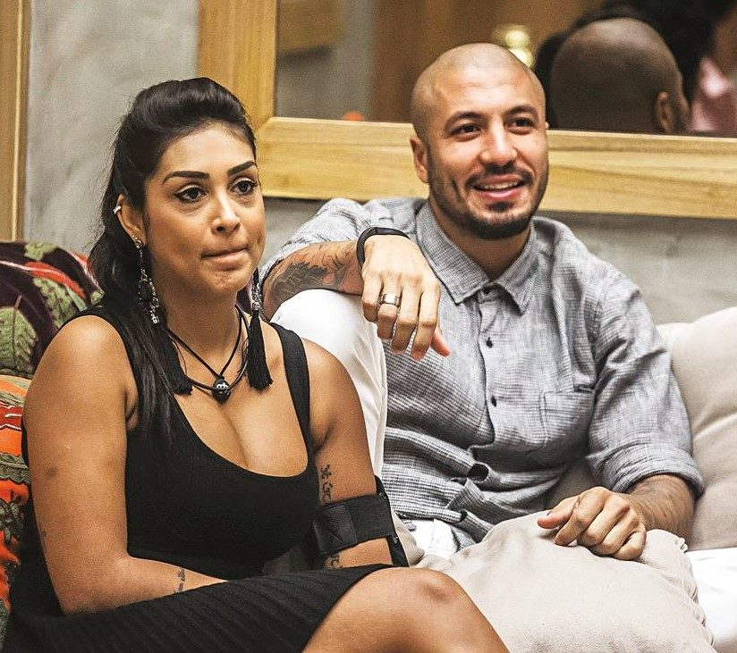 Fernando e Amanda