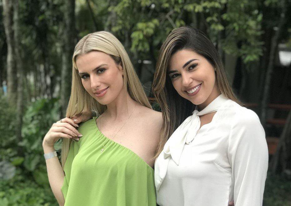 Vivian e Fernanda