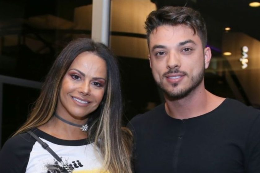 Viviane Araújo termina namoro após dois meses