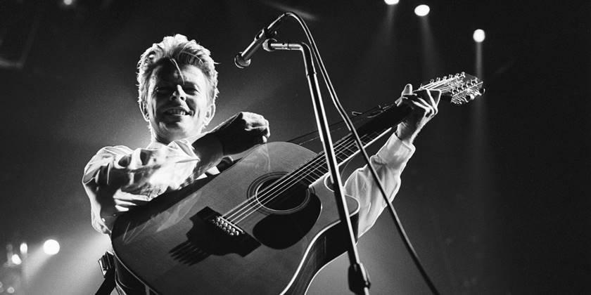 David Bowie 1990