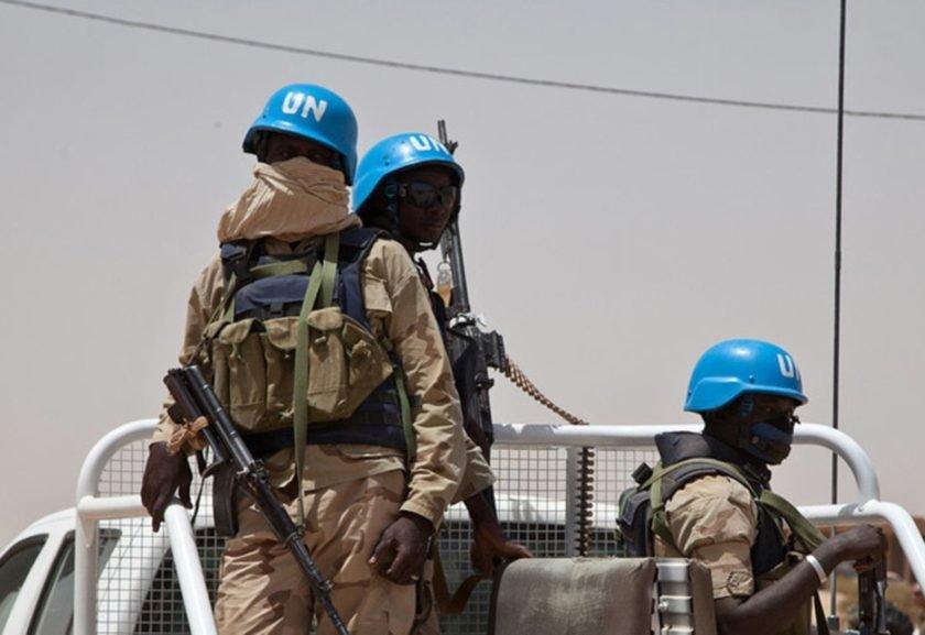 Militares portugueses alvo de tiros na República Centro Africana