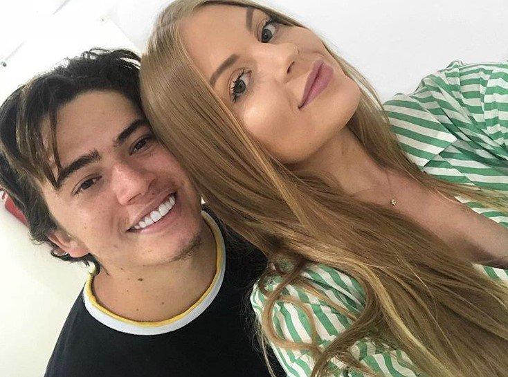 Whinderson Nunes e Luísa Sonza
