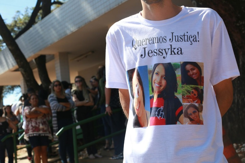 Enterro Jessyka