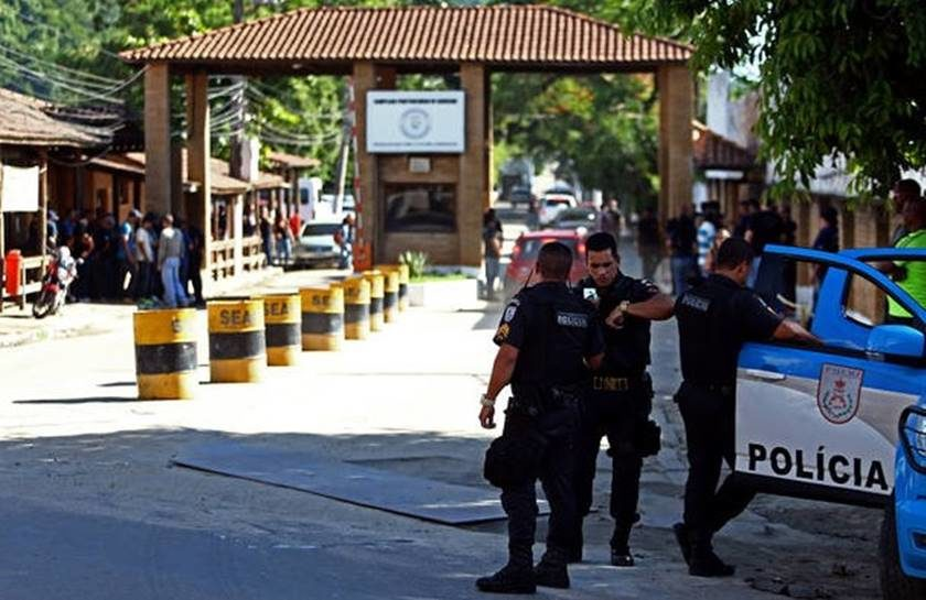 Presos da Lava Jato serão transferidos para Complexo de Gericinó