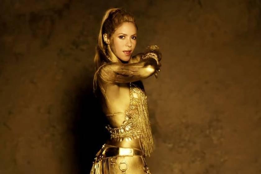 Shakira El Dorado red