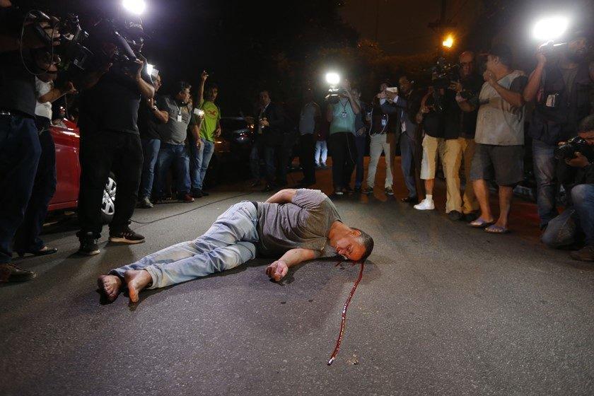 MP denuncia ex-vereador por tentativa de homicídio contra manifestante anti-Lula