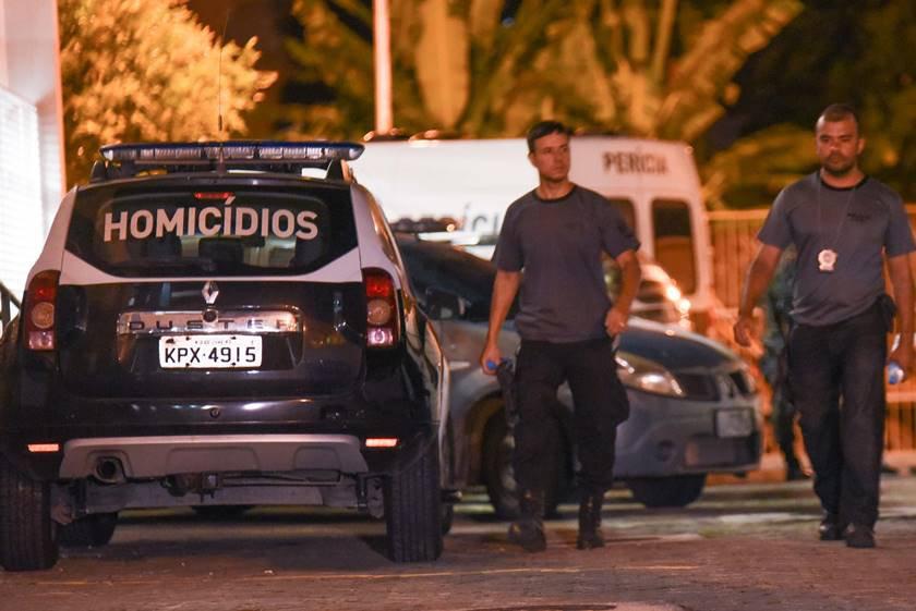 Reconstituição do caso Marielle acontece no centro do Rio