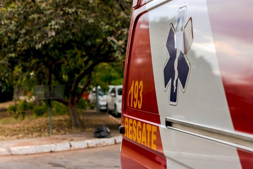 Viatura bombeiros