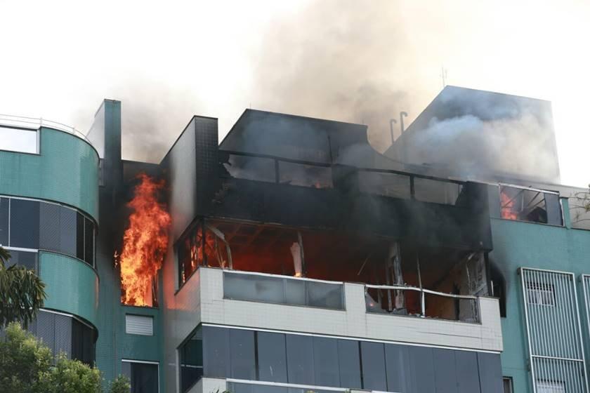 incendio 110 norte