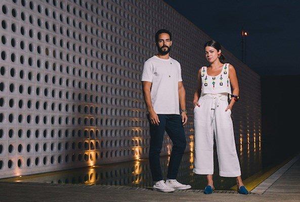 440e65c52 Betina De Luca e Leo Neves falam, em exclusivo, sobre moda e sucesso