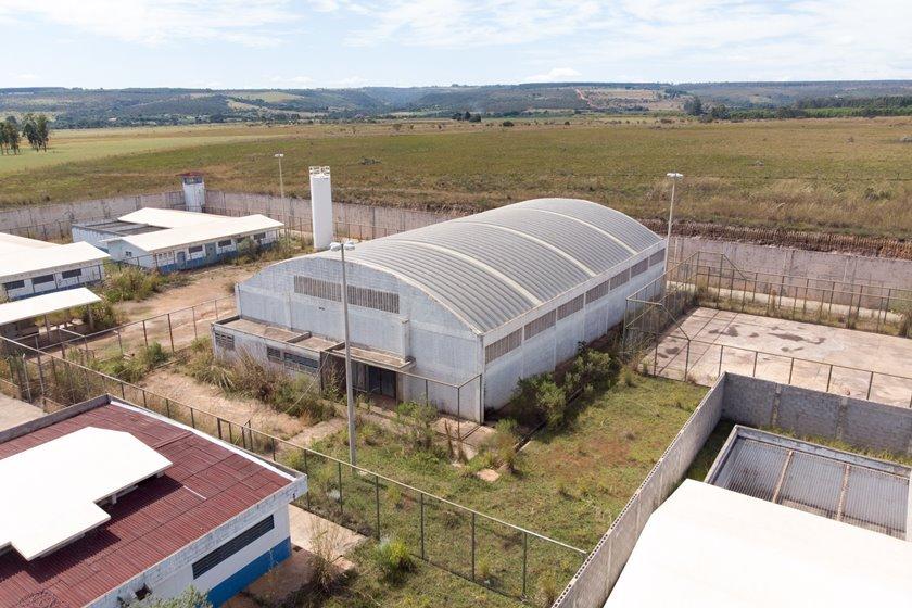 Brasília(DF), 30/05/2017 - Unidade de internação do socioeducativo em Brazlândia