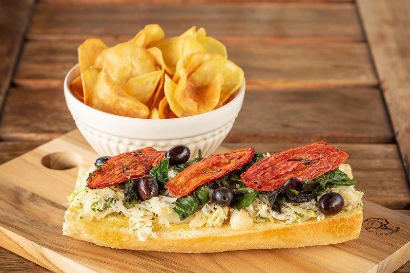 DOM FRANCISCO - Sanduíche Vegetariano - Crédito Telmo Ximenes reduzida