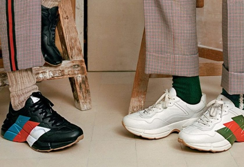 08ef01de06 Marcas de sportswear passam a concorrer com sneakers de luxo