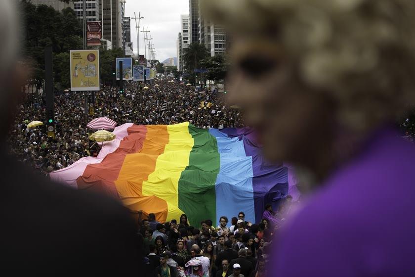 22 PARADA DO ORGULHO LGBTQ DE SP