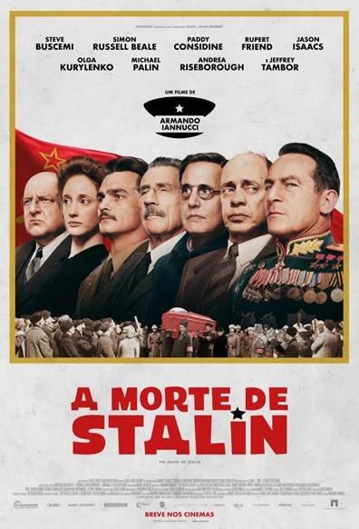 a morte de stalin paris filmes