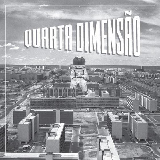 Vinil Quarta Dimensão (capa) - Divulgação