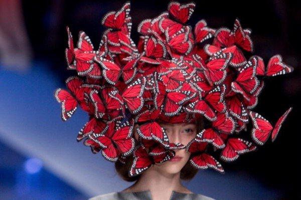 Paris Fashion Week - Spring/Summer 2008 - Ready to Wear - Alexander McQueen - Runway