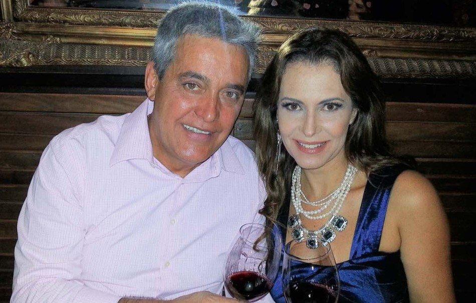 Mauro e Patrícia Naves