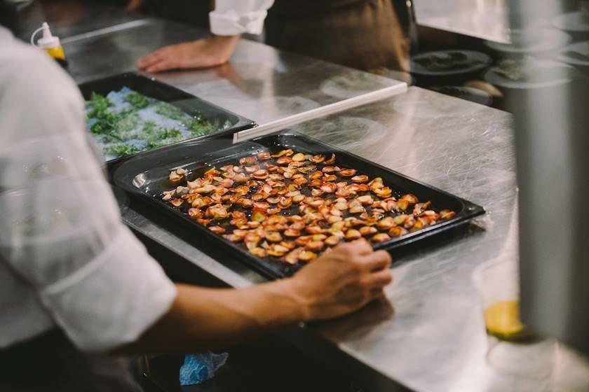 Jantar Chefs no B Hotel