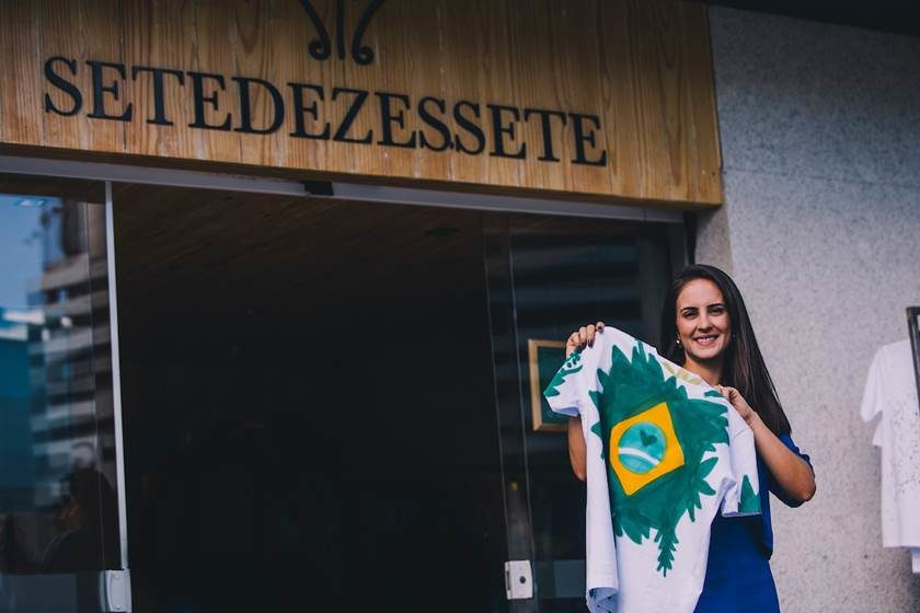 Setedezessete Lança Camisas Personalizadas Para A Copa Do Mundo 2018