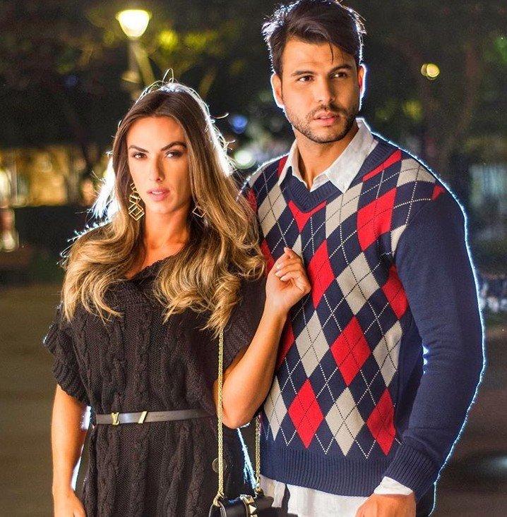 Nicole Balhs e Marcelo Bimbi