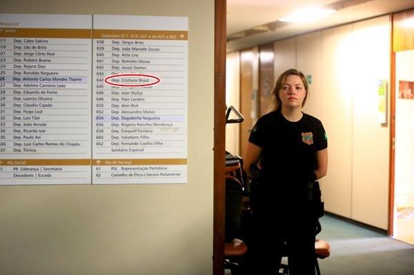 cristiane brasil, operação registro espúrio, Polícia Federal