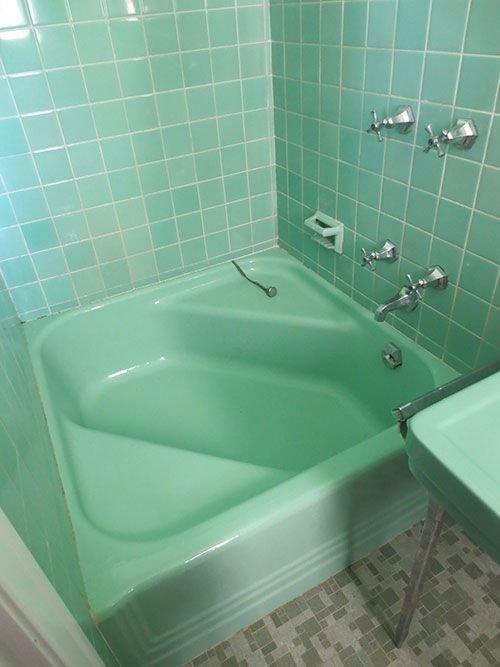 banheiro neo mint