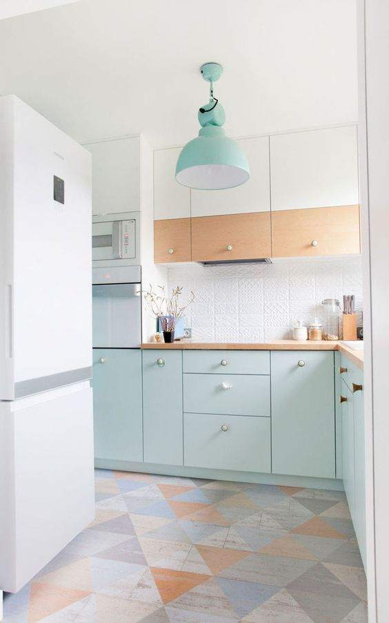 Cozinha 2 neo mint
