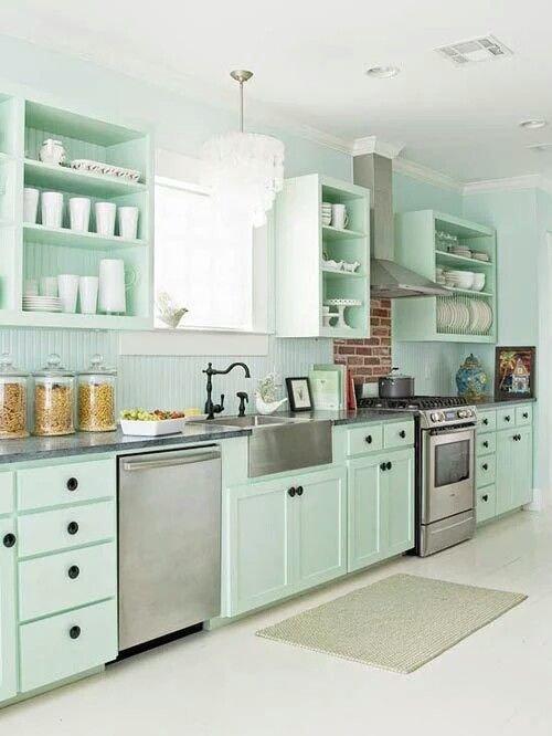 cozinha neo mint