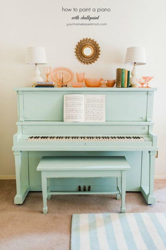 piano neo mint