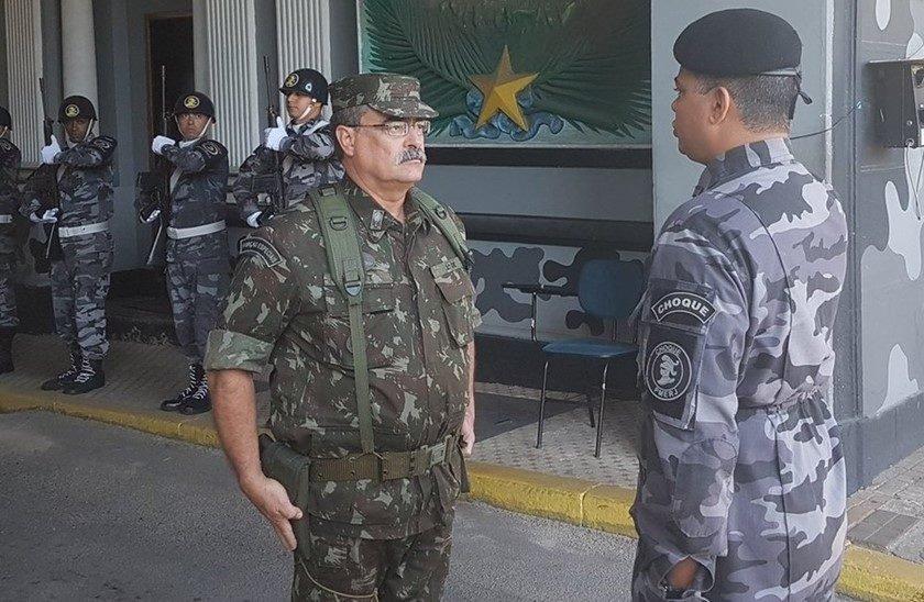 Divulgação/Intervenção Federal/Twitter