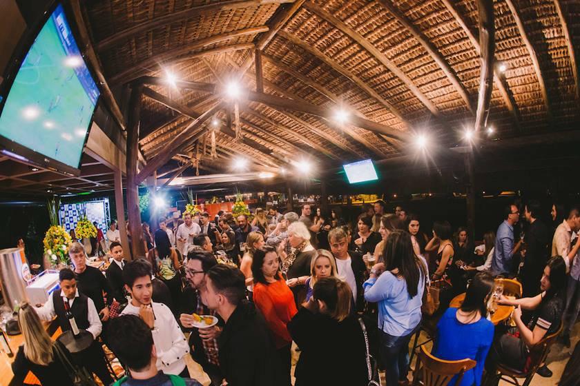 Brasília (DF), 13/06/2018  - Evento Festival de Inverno -  Local Varanda Manzuá Pontão do Lago Sul  Foto: JP Rodrigues/Metrópoles