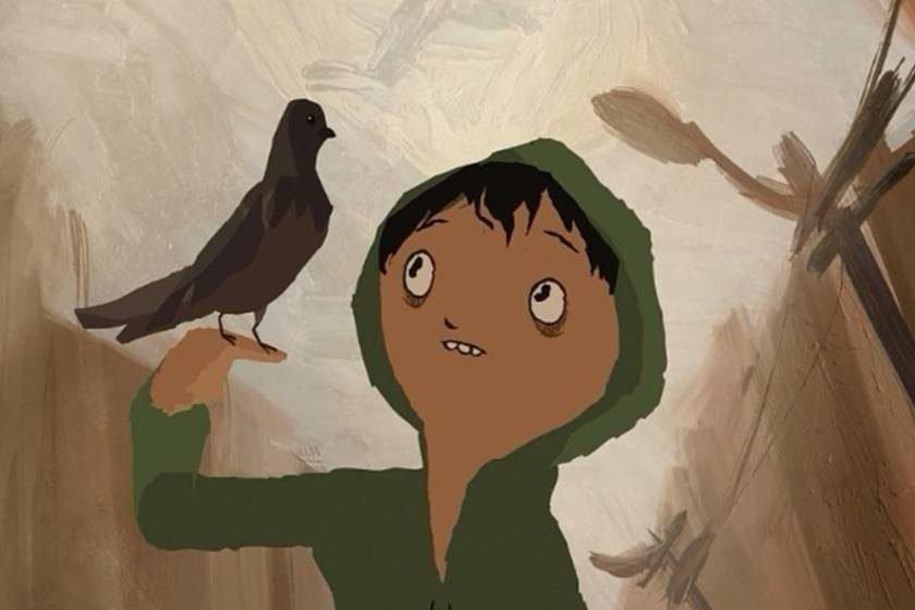 Tito e os Pássaros/Reprodução
