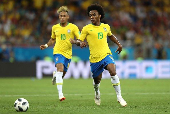 Oito dos 23 atletas da Seleção atuaram no último Brasil x Costa Rica 6d60953be38bd