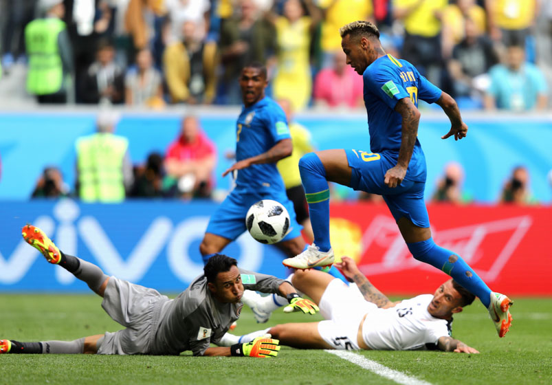 Brazil v Costa Rica: Group E - 2018 FIFA World Cup Russia