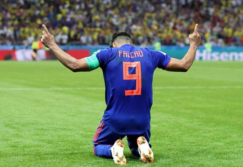 Resultado de imagem para Colômbia joga bem e vence Polônia por 3 x 0