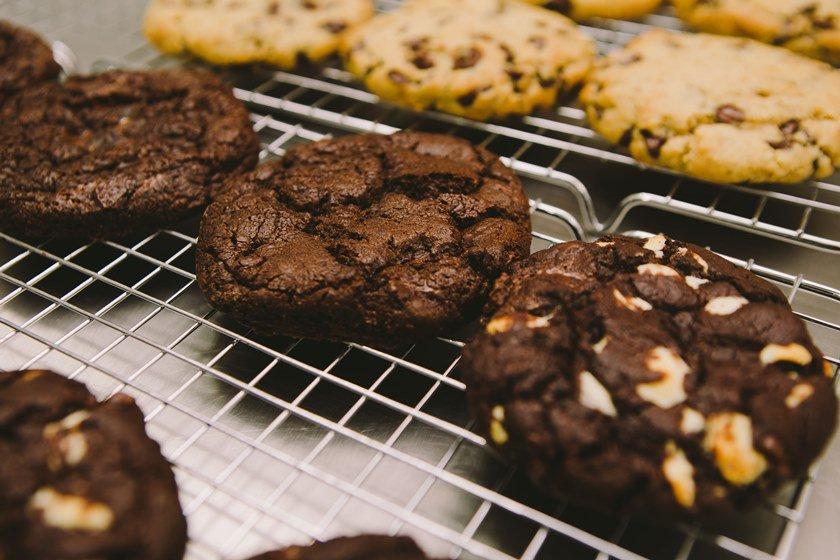 Brasília (DF), 22/06/2018  - Evento American cookies, cookies d