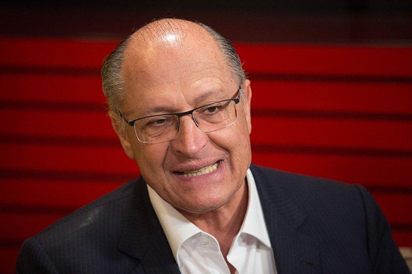 Geraldo Alckmin. Foto: Michael Melo/Metrópoles
